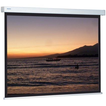 Экран Projecta Compact Electrol 240х240 см Matte White с эл/приводом 1:1 (10100076)