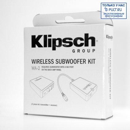 Аксессуар для домашнего кинотеатра Klipsch WA-2 CE Subwoofer Kit (Аксессуар для беспроводного подключения сабвуфера)