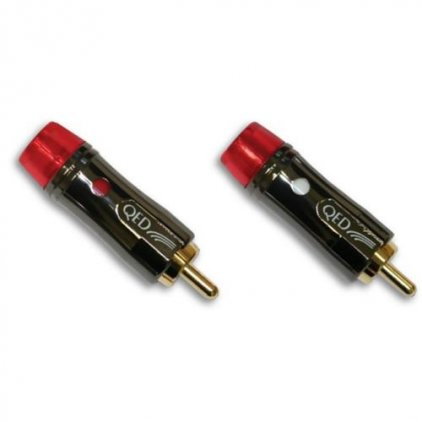 Разъем QED Performance RCA Plug
