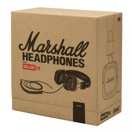 Наушники MARSHALL Major black FX