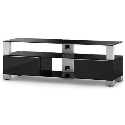 Подставка под телевизор Sonorous MD 9140-B-INX-BLK