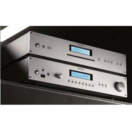 CD проигрыватель Rotel RCD-12 silver