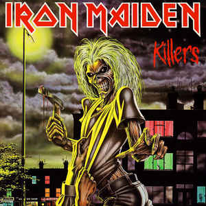 Виниловая пластинка Iron Maiden KILLERS (180 Gram)