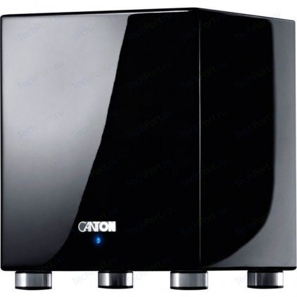 Сабвуфер Canton SUB 600 black high gloss