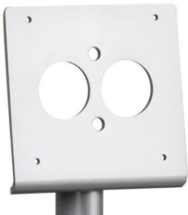 Стойка для колонок System Audio FS3 (высота 86 см) silver