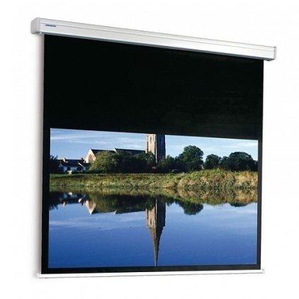 "Экран Projecta Compact Electrol 123х160 см (72"") Matte White с эл/приводом, доп. черная кайма 67 см 4:3 (10100053)"