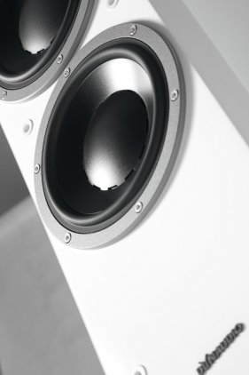 Напольная акустика Dynaudio Focus 340 gloss white lacquer