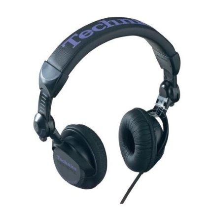 Наушники Technics RP-DJ1200E-K