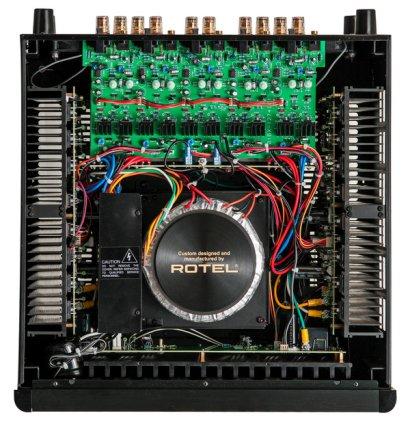 Усилитель мощности многоканальный Rotel RMB-1585 black
