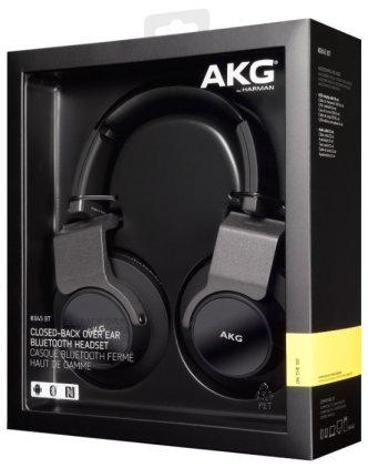 Наушники AKG K845BT black