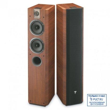 Напольная акустика Focal Chorus 714 complet vinyl walnut
