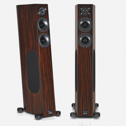 Напольная акустика Audio Physic Scorpio 25 (Macassar Ebony)