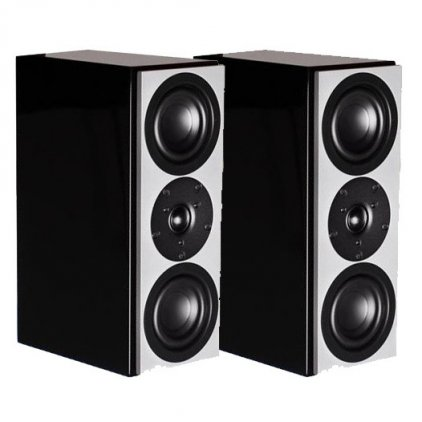 Полочная акустика System Audio SA Mantra 10 High Gloss Black