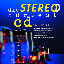 CD диск In-Akustik CD Die Stereo Hortest CD Vol. VI #0167925