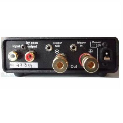 Усилитель звука Pro-Ject Amp Box S silver