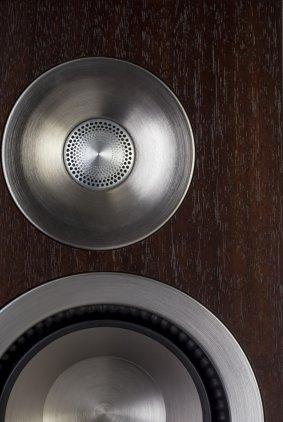 Напольная акустика Paradigm Prestige 75F black walnut