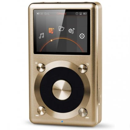 Плеер FiiO X3 II gold limited edition