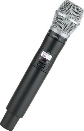 Shure ULXD2/SM86 K51 606 - 670