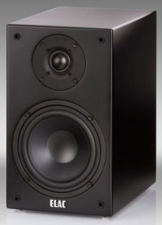 Полочная акустика Elac BS 73 black