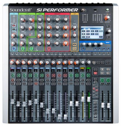 Микшер Soundcraft Si Performer 1