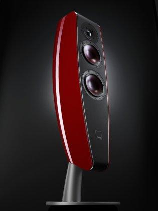 Напольная акустика Dali Fazon F5 red