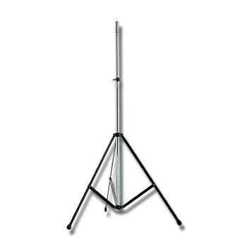 Стойка EuroMet BS/50-T Стойка для громкоговорителей до 40кг, с треногой, хромированная сталь. h:1475-2470mm