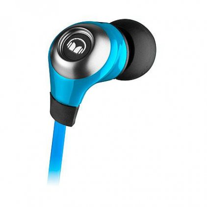 Наушники Monster N-Lite In-Ear Blue (128589-00)