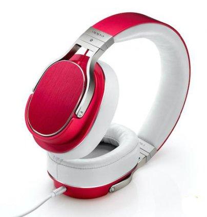 Наушники OPPO PM-3 red