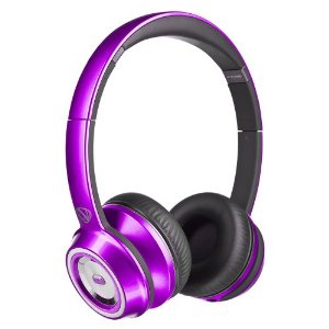 Наушники Monster NTune On-Ear Candy Purple (128525-00)