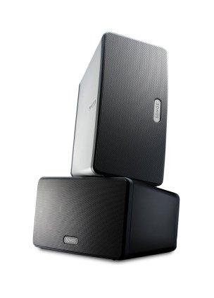 Sonos Play:3 - беспроводная акустическая система (Black)