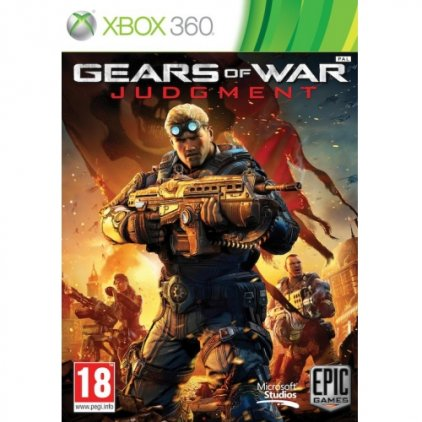 Игра для Xbox360 Gears of War Judgment (русская версия)