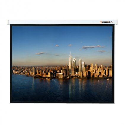 Экран Lumien Master Picture (1:1) 244х244 см Matte White LMP-100106