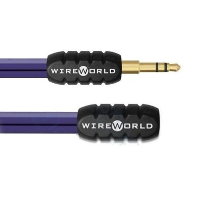 Кабель межблочный аудио Wire World Pulse 3.5mm M to 3.5mm F 3.0m