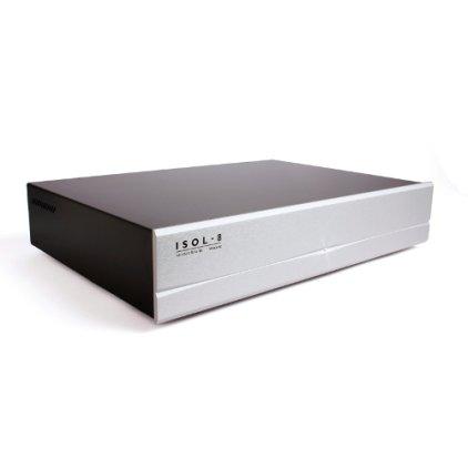 Сетевой фильтр Isol-8 MiniSub Wave Silver
