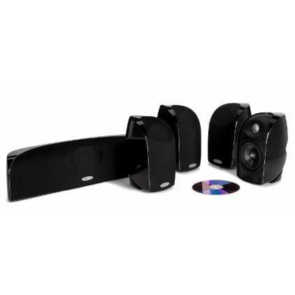 Комплект акустики Polk Audio TL250 black