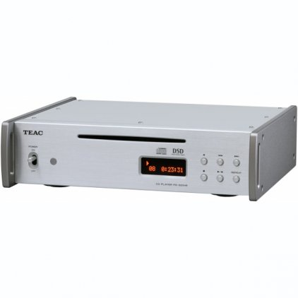 CD проигрыватель Teac PD-501HR silver