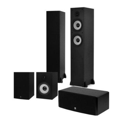 Комплект акустики Boston Acoustics CS260 II black 5.0 (26+225с+260)