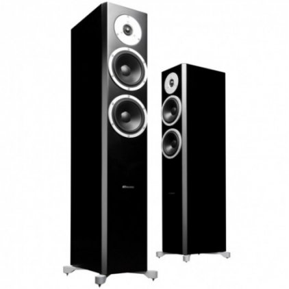 Напольная акустика Dynaudio Excite X34 glossy black lacquer