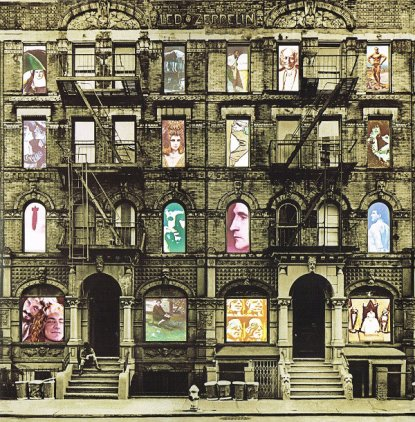 Виниловая пластинка Led Zeppelin PHYSICAL GRAFFITI (Deluxe Edition/Remastered/180 Gram)