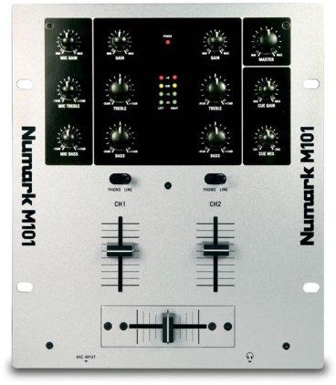 Микшер Numark M101