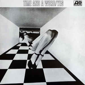 Виниловая пластинка Yes TIME AND WORD (180 Gram)