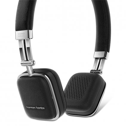 Наушники Harman Kardon SOHO BT Wireless black