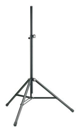 Стойка K&M K&M 21460-009-55 стойка для акустической системы, диаметр 35мм, высота от 1375 до 2185 мм, алюминий, черная