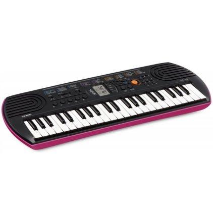 Клавишный инструмент Casio SA-78