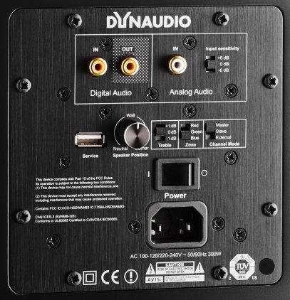 Напольная акустика Dynaudio Focus XD 600 satin black