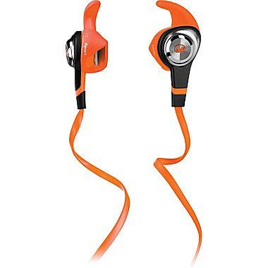 Наушники Monster iSport Strive In-Ear Orange (137029-00)