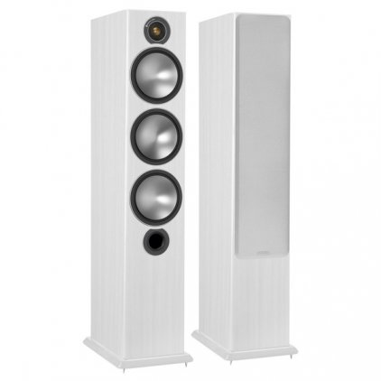 Комплект Monitor Audio Bronze set 5.1 white ash (6+1+Centre+W10)