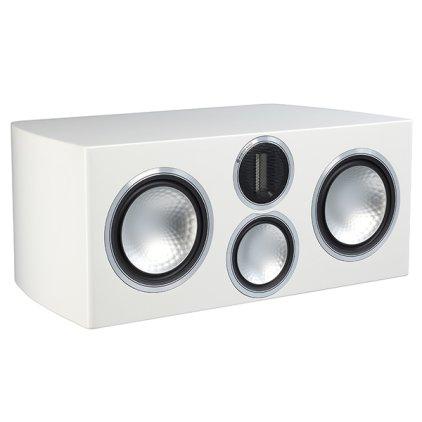 Центральный канал Monitor Audio Gold C350 piano white