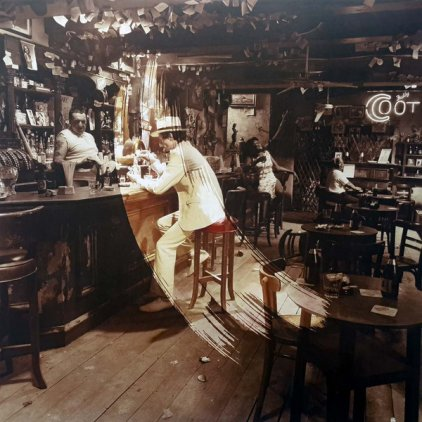 Виниловая пластинка Led Zeppelin IN THROUGH THE OUT DOOR (Remastered/180 Gram/Single pocket sleeve)