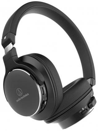 Наушники Audio Technica ATH-SR5BT black